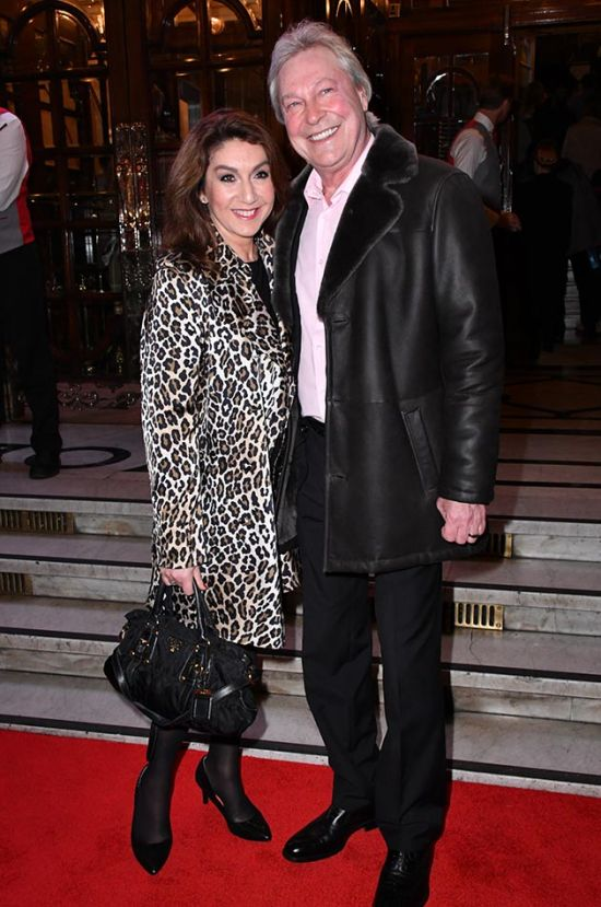 Nominee Jane Mcdonald On Going To The Baftas I M