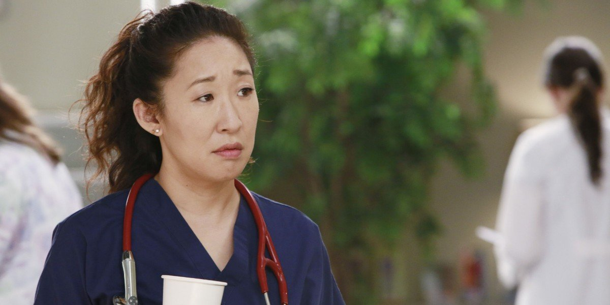 Sandra Oh - Grey's Anatomy