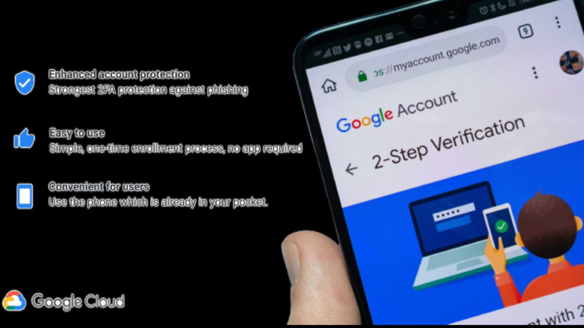 Google will force you to use two-factor authentication to sign in: How it works