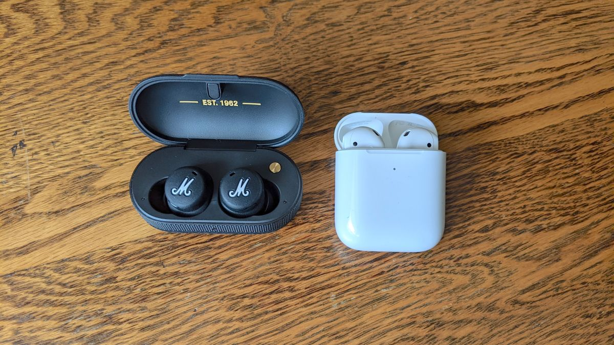 Marshall Mode II vs. Apple AirPods: Which wireless earbuds should you buy?