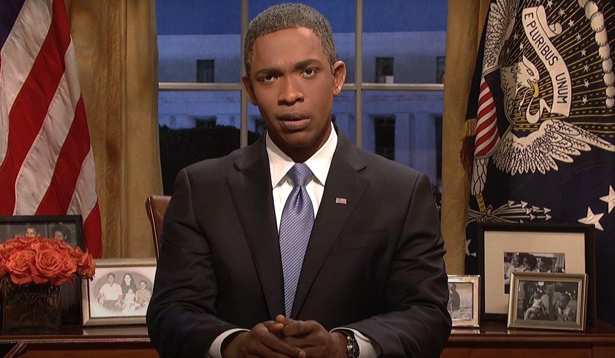 Jay Pharoah Barack Obama Saturday Night Live