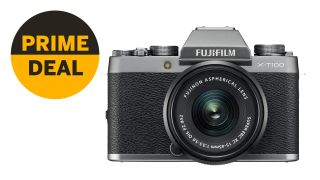 Amazon hacks £120 off the Fujifilm X-T100 + 15-45mm lens in this top Prime Day deal
