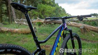 Best mountain bike seatpost