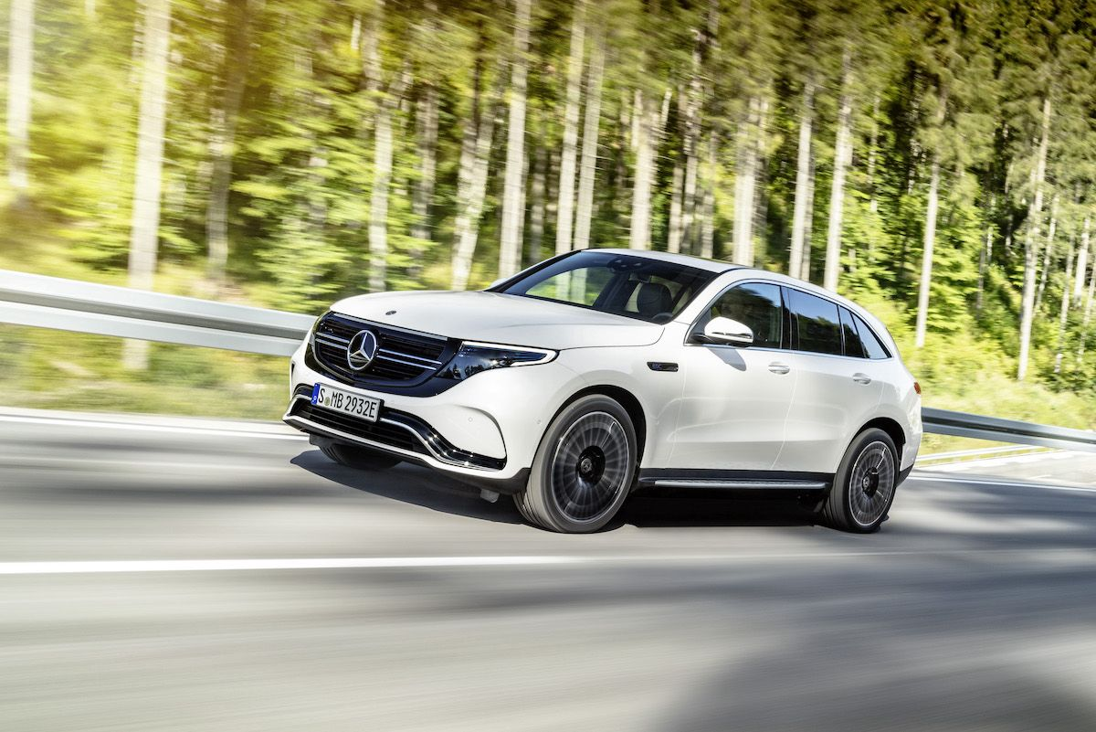 Mercedes-Benz EQC 2021: Release date, price, range, interior and news