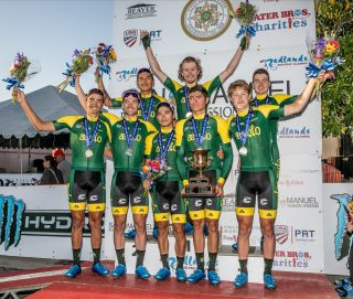 Aevolo was top team at the 2019 Redlands Bicycle Classic