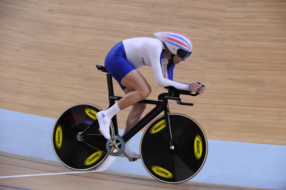 Rebecca Romero Olympic Games 2008