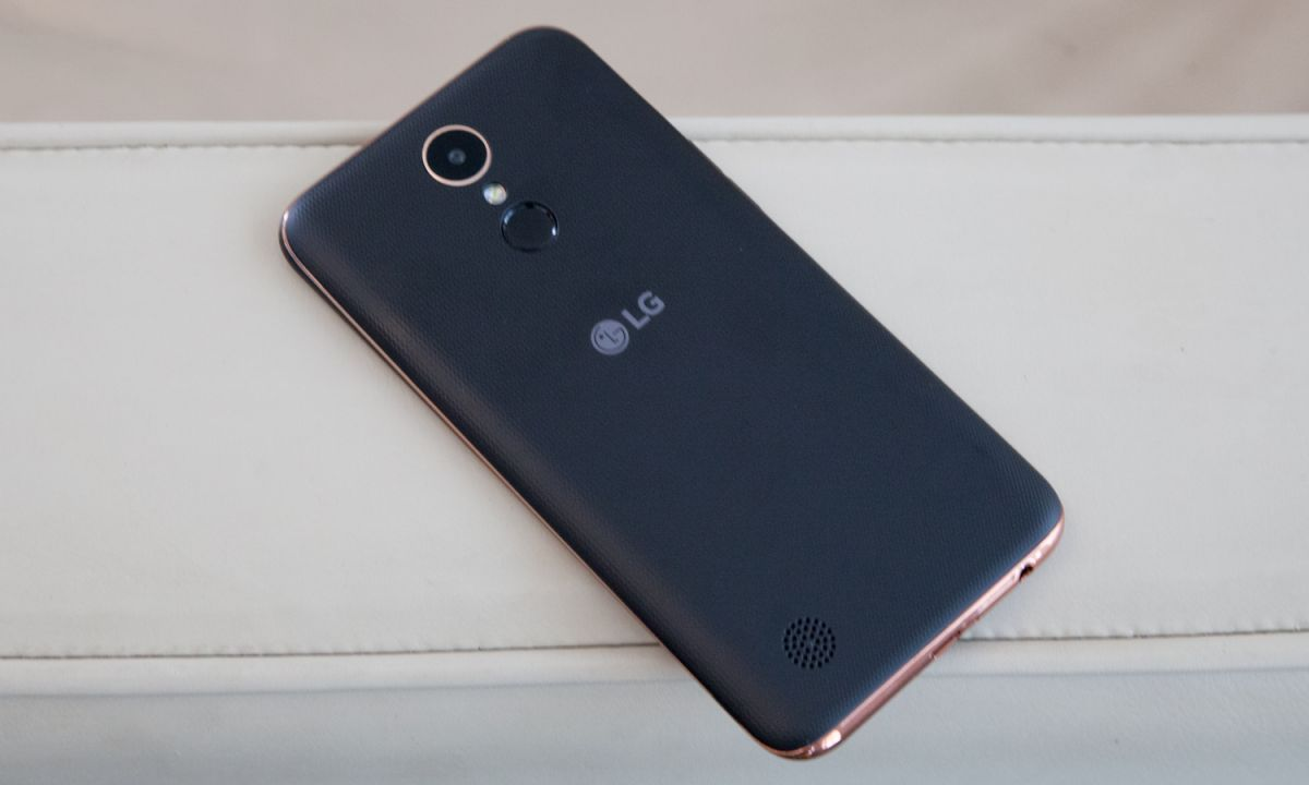 LG K20 Plus Review: You Get What You Pay For | Tom's Guide