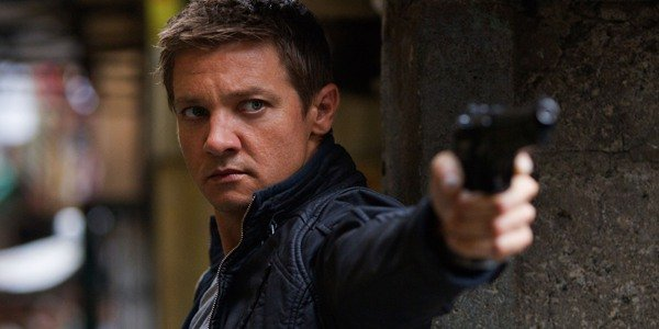 Jeremy Renner is part of the Jason Bourne movies' legacy