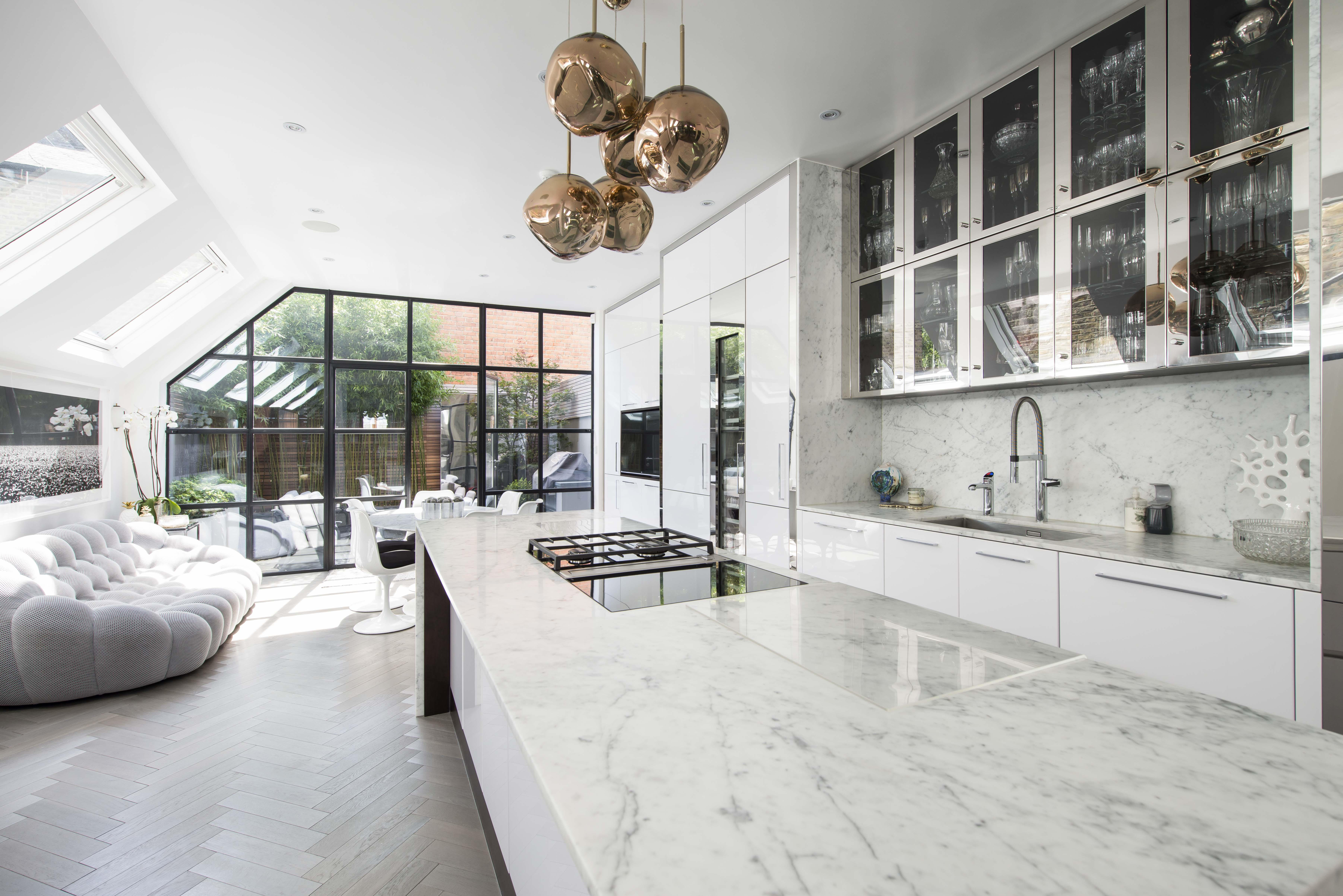 28 luxury kitchen design ideas wed copy if money were no object real homes