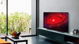 LG CX OLED review