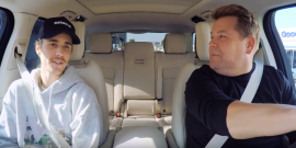 James Corden Explains Why He Didn't Drive Justin Bieber For Carpool Karaoke