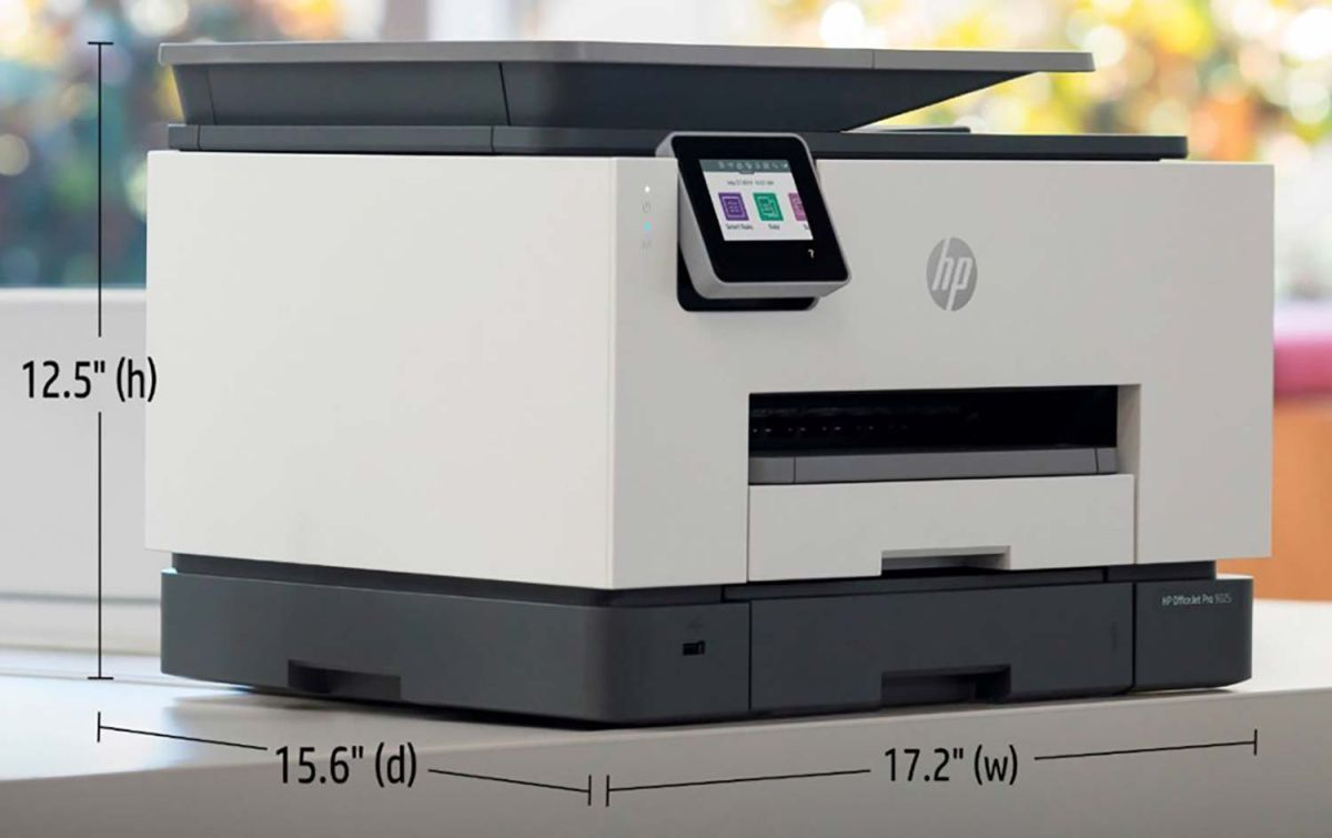 HP OfficeJet Pro 9025 – Full Review and Benchmarks | Tom's Guide