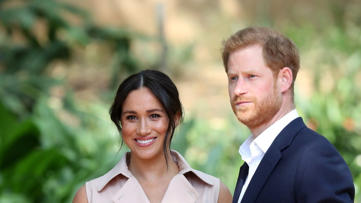 The sweet way Prince Harry and Meghan honoured Diana in their pregnancy news