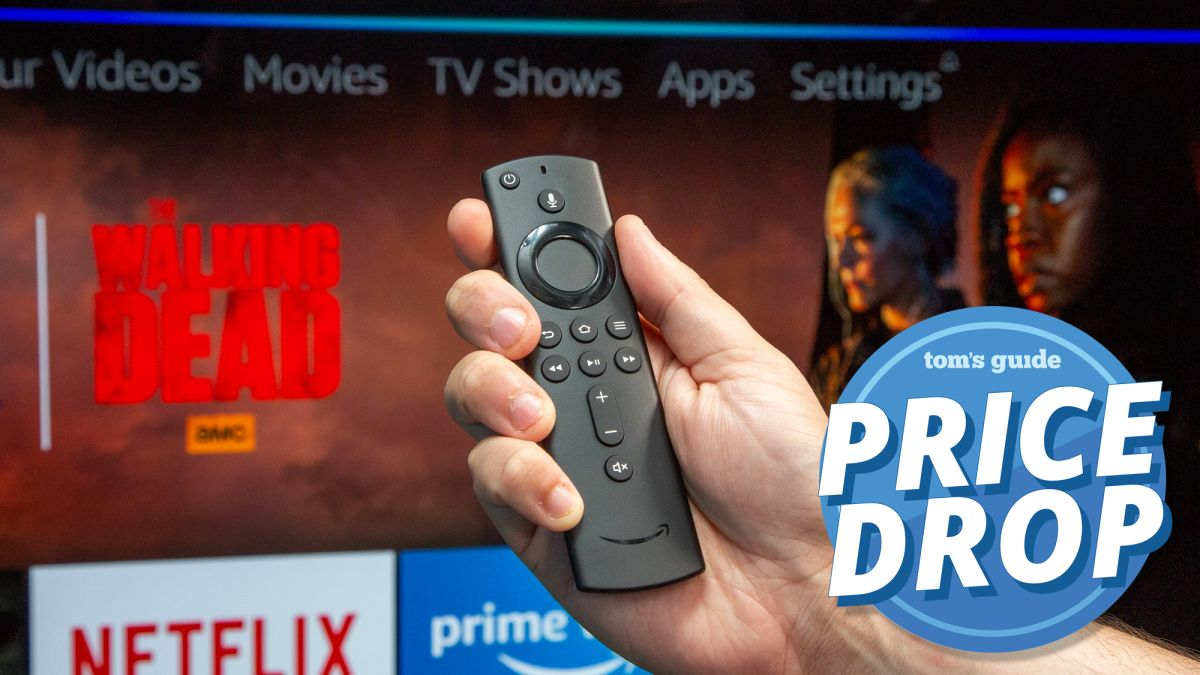 New Amazon sale takes $15 to $85 off Fire TV devices - Tom's Guide