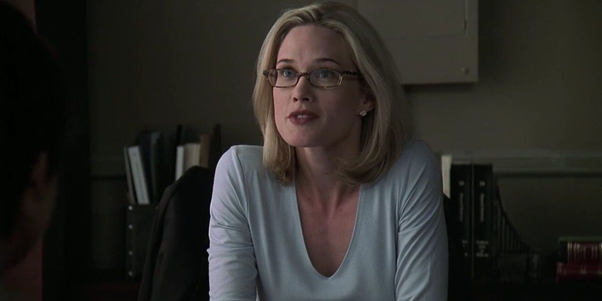 Stephanie March on Law and Order: SVU