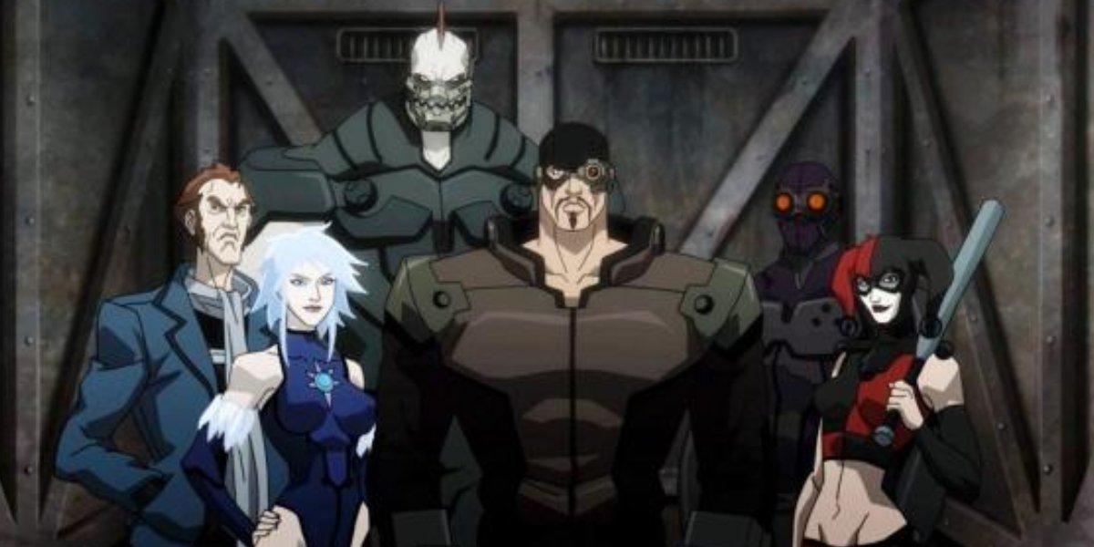 The Batman: Assault on Arkham cast