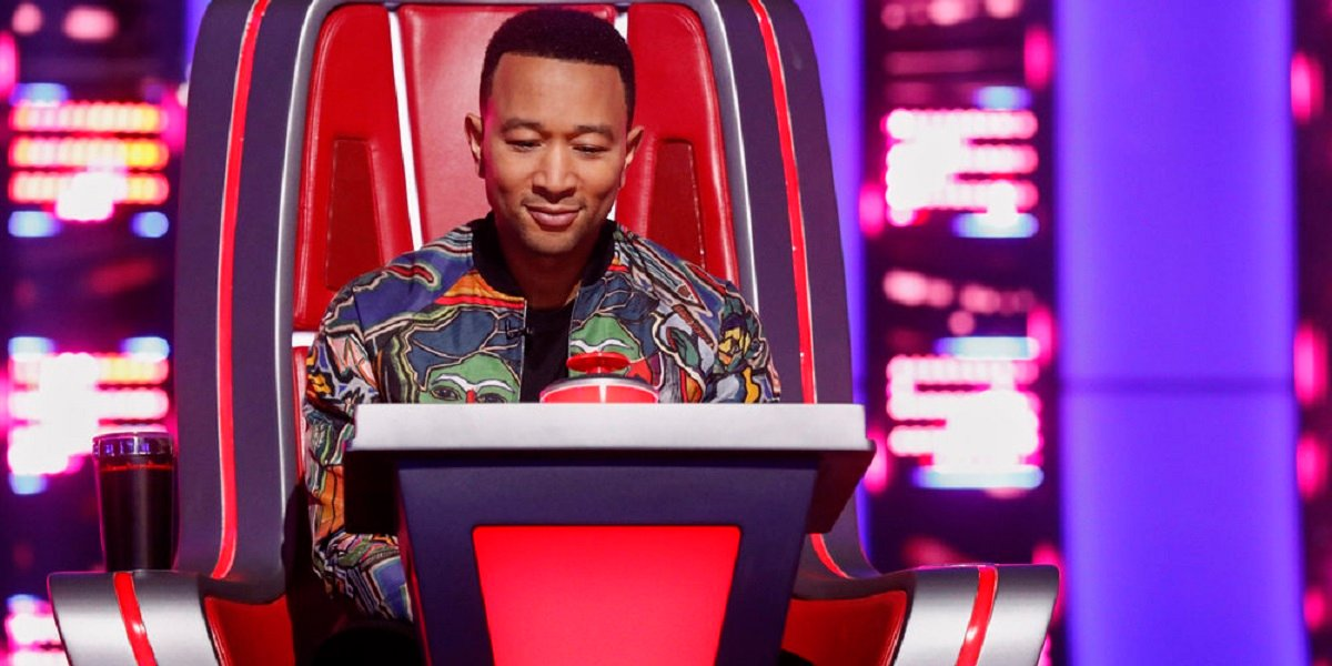 John Legend The Voice NBC