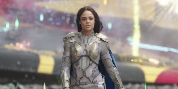 Valkyrie back in Asgard