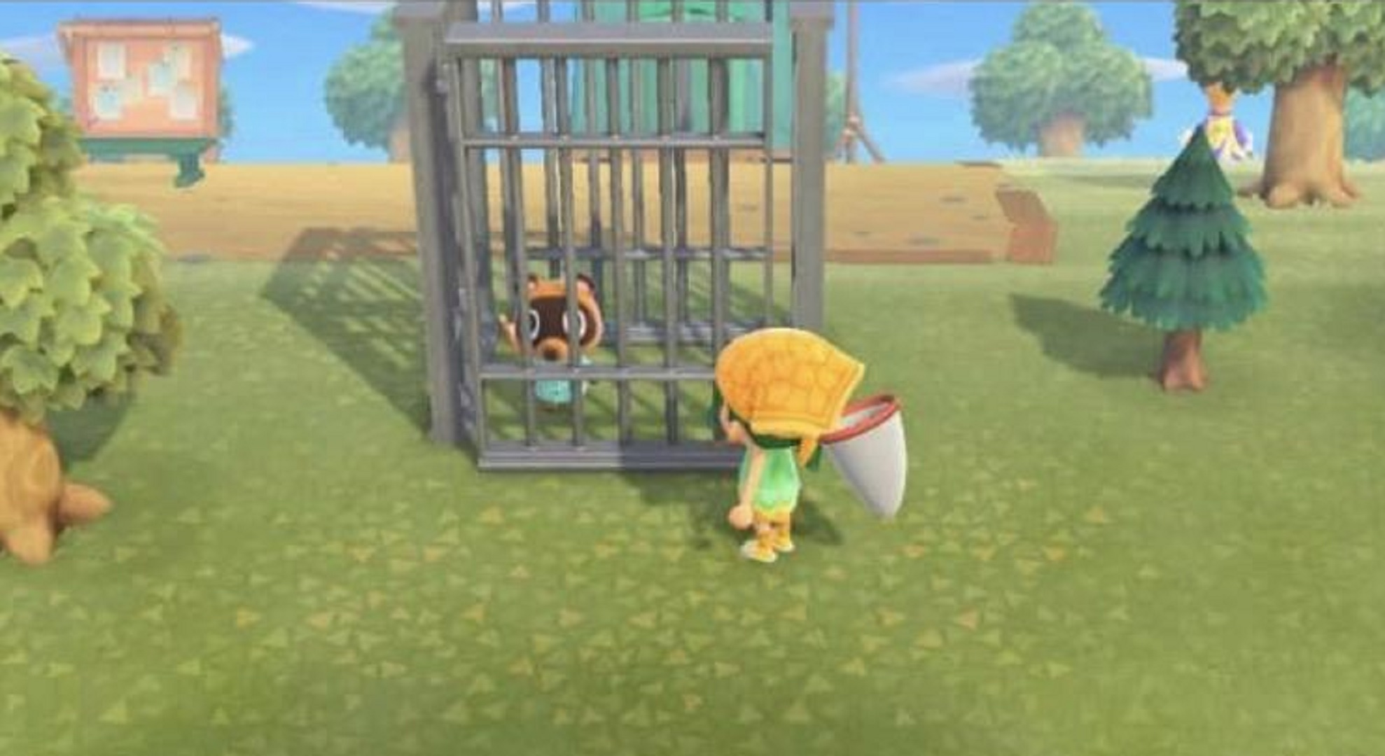 Animal Crossing New Horizons Players Are Holding Tommy Ransom To