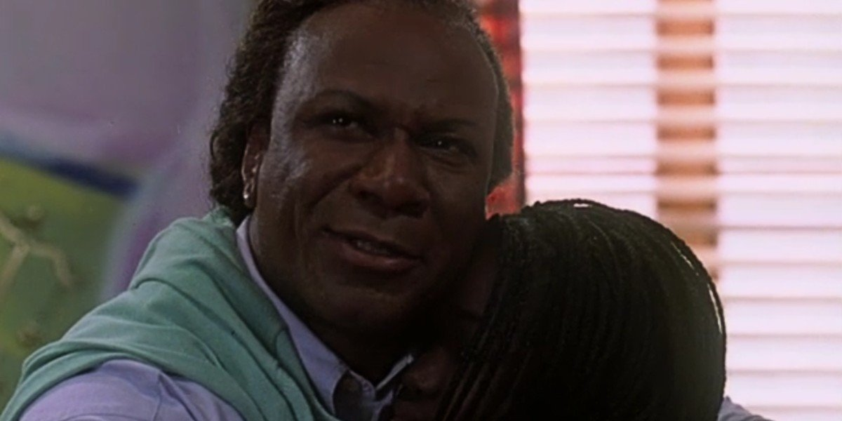 Ving Rhames and Jesika Reynolds in Holiday Heart