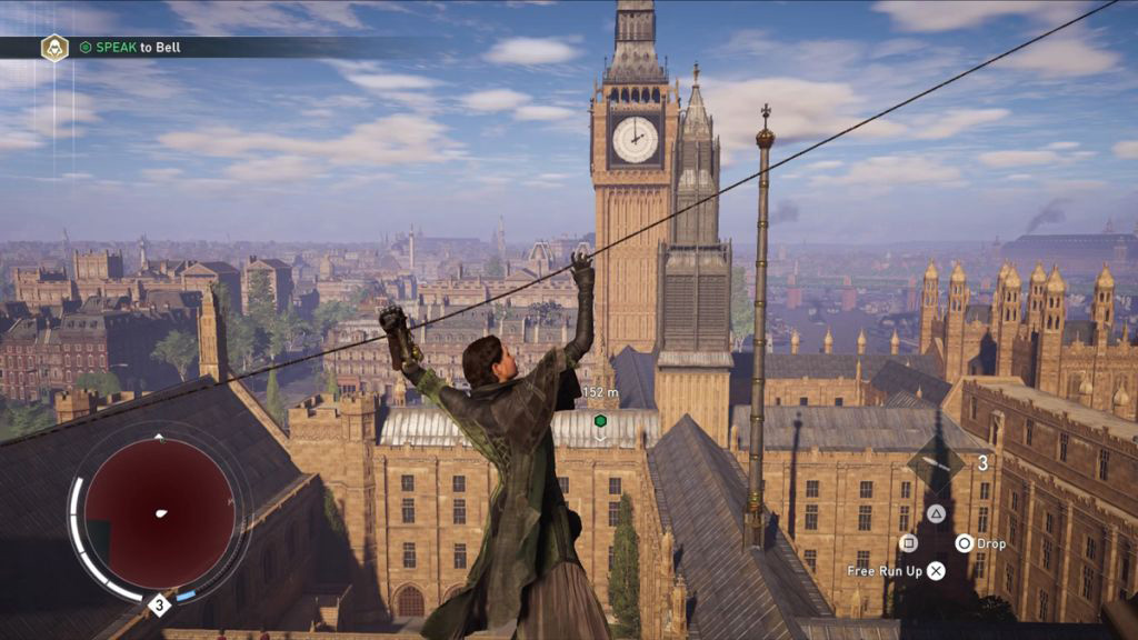 Assassin's Creed is the perfect series to play while stuck at home