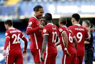 Chelsea v Liverpool – Premier League – Stamford Bridge
