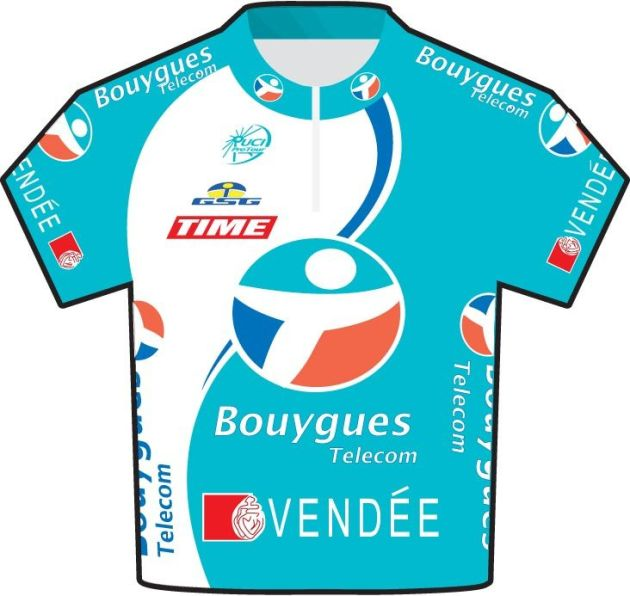 bouygues telecom jersey 2008