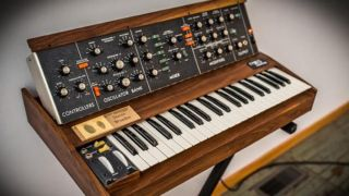 Signed, sealed, delivered and it could be yours: Bob Moog Foundation to raffle-off Minimoog signed by Stevie Wonder | MusicRadar