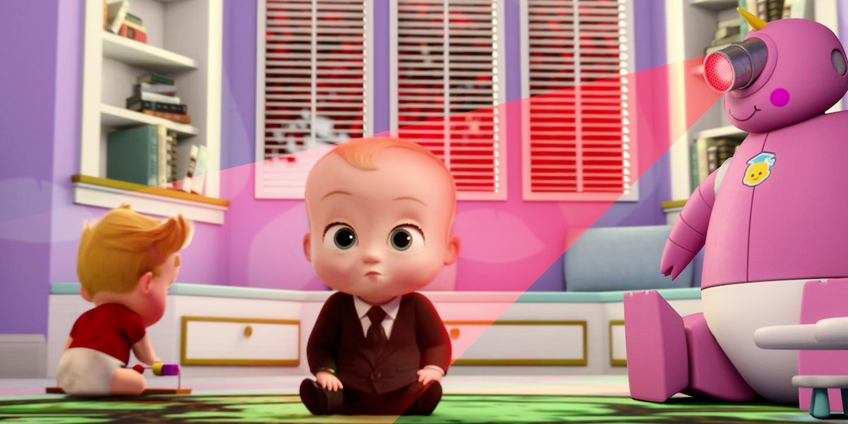 The Baby Boss: Back in Business