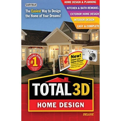 Total 3D Home Design Software Review - Pros And Cons