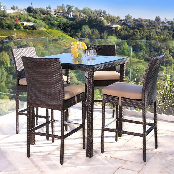 This Costco patio furniture is perfect if you're short on space (but won't comprise on style) | Real Homes