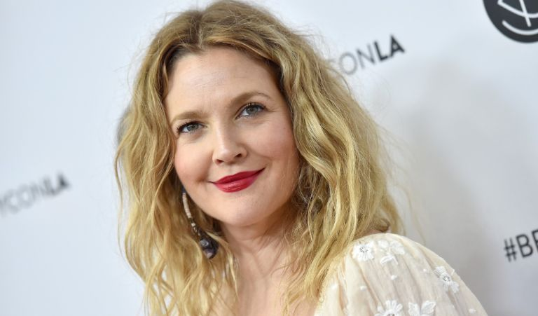 Actress Drew Barrymore attends Beautycon Festival LA 2018 at Los Angeles Convention Center on July 14, 2018 in Los Angeles, California.