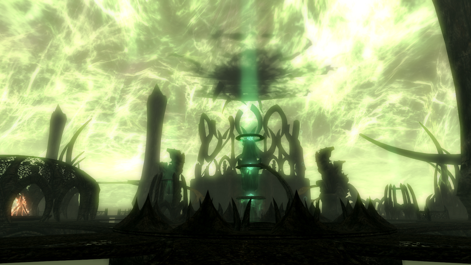 The Dragonborn takes on Cthulhu in this sprawling Skyrim mod