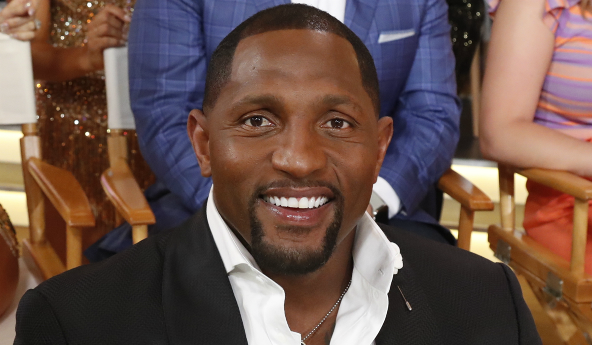 Good Morning America Dancing with the Stars Ray Lewis ABC