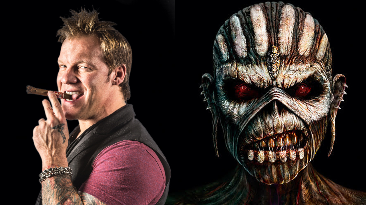 We got Chris Jericho to pick his fantasy Iron Maiden setlist