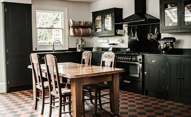Georgian And Victorian Style Kitchens Real Homes