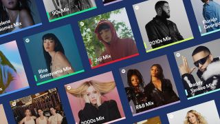Spotify launches Spotify Mixes