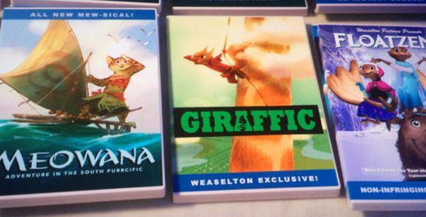 funny giraffe facebook cover