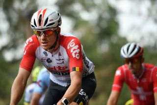 Lotto Soudal's Adam Hansen at the 2019 Tour Down Under