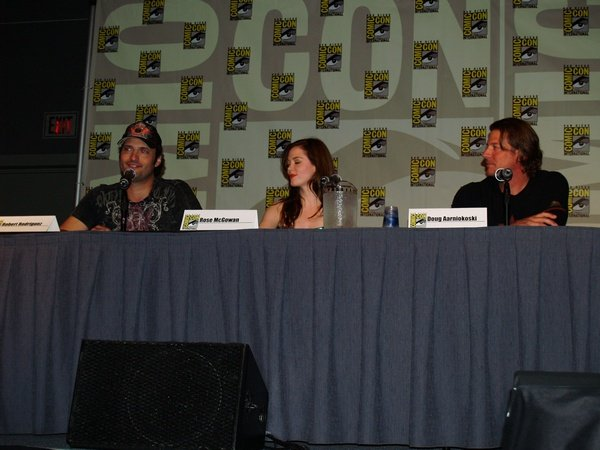 Comic Con: Red Sonja Panel In Detail #157