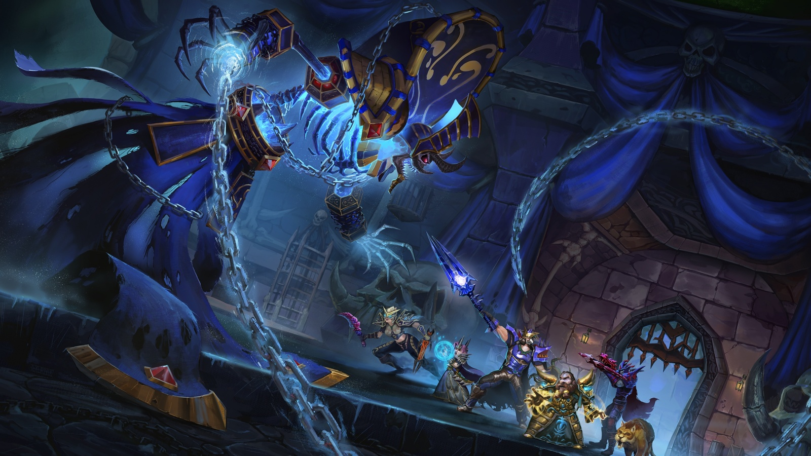 World of Warcraft Classic now has the Scourge invasion and Naxxramas raid