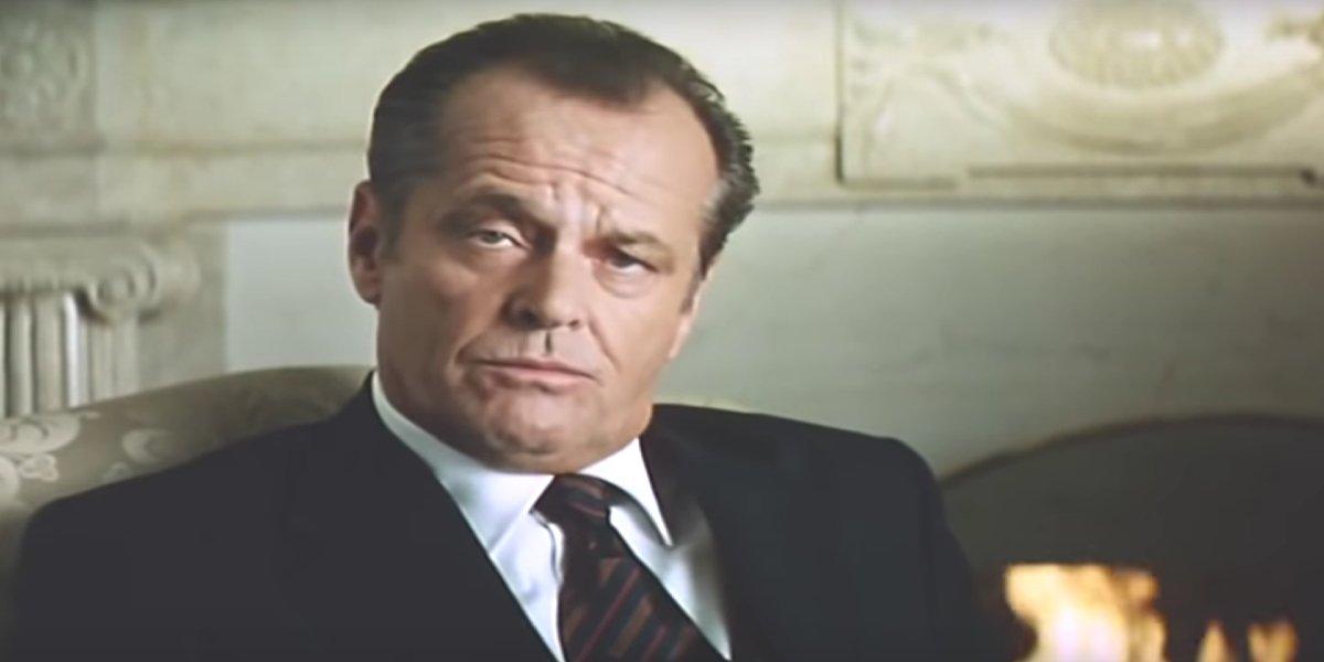 Jack Nicholson in Mars Attacks