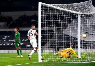 Tottenham Hotspur v Ludogorets Razgrad – UEFA Europa League – Group J – Tottenham Hotspur Stadium
