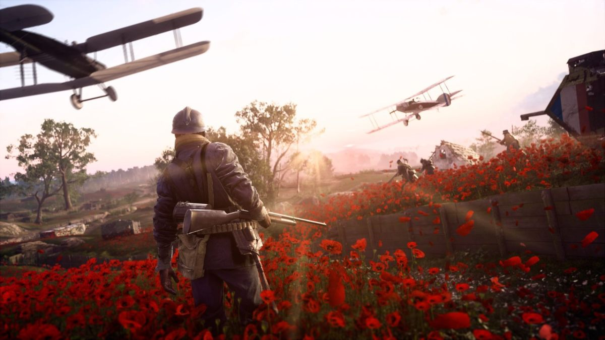 Battlefield 1's Rupture map is now free for everyone, Shock Operations coming in June