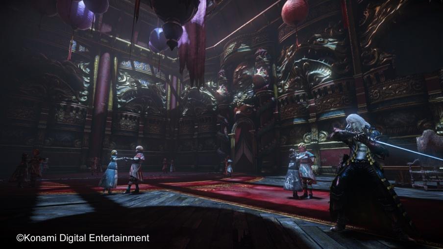 Castlevania: Lords Of Shadow 2 Revelations DLC Stars Alucard #30794