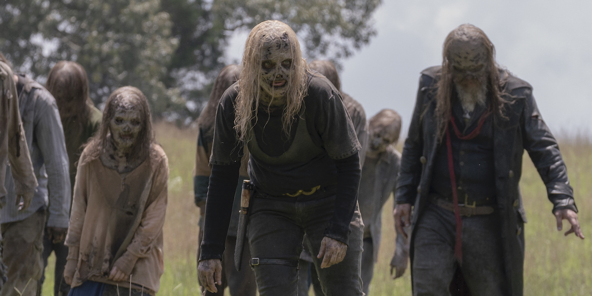 How The Walking Dead's Whisperers War Will Be Different From Past Conflicts