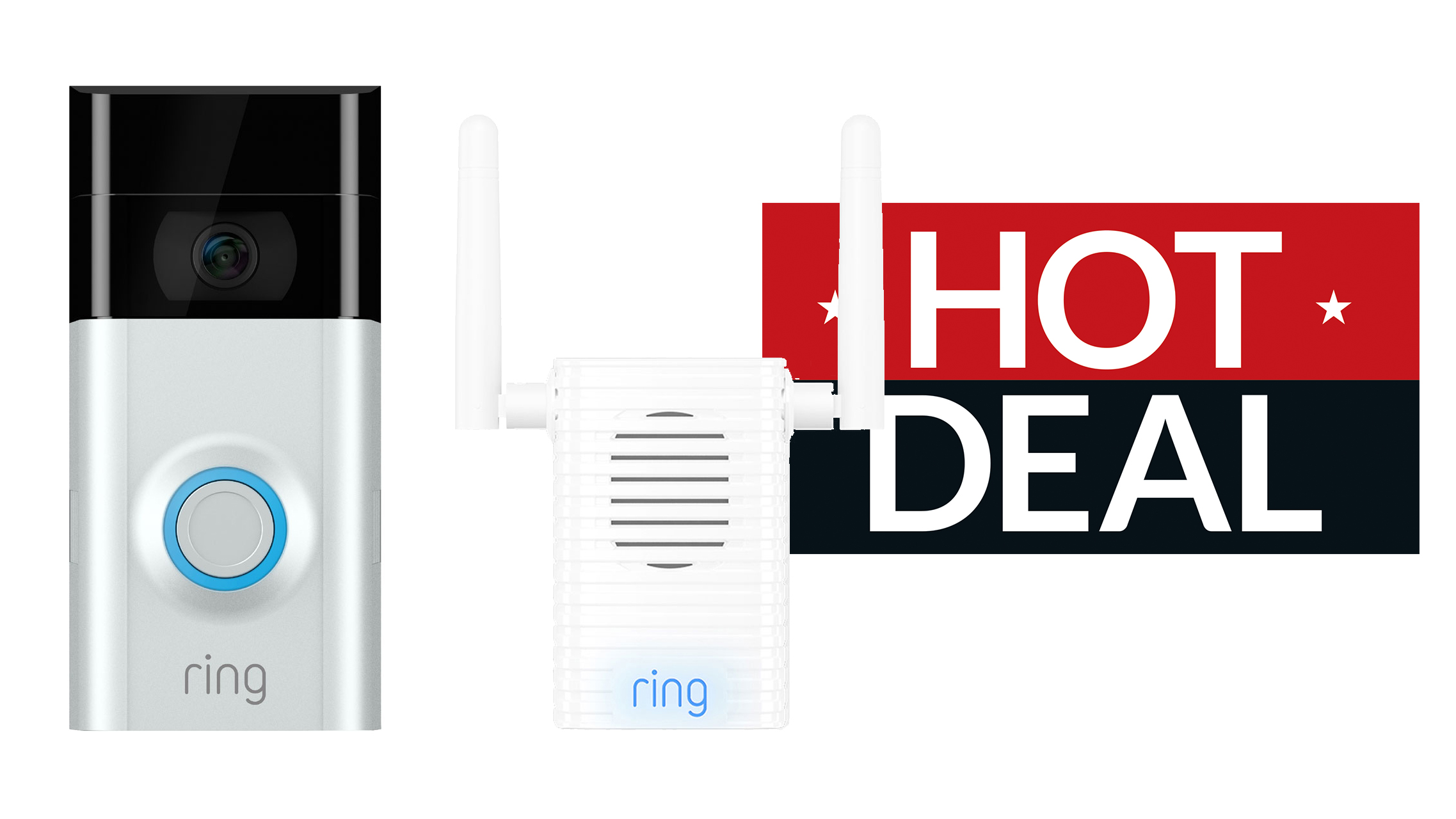 Ring Video Doorbell deal: save £40 on this bundle | T3