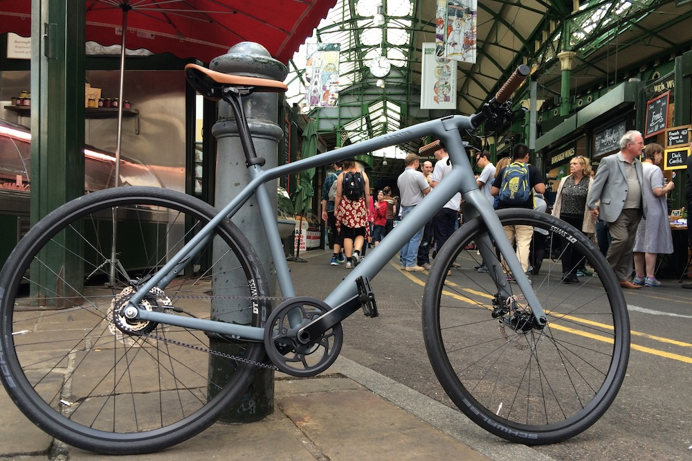 Canyon Urban 7 0 review - Cycling Weekly