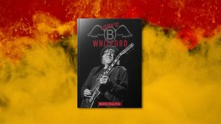 Listen To Whitford photobook front cover