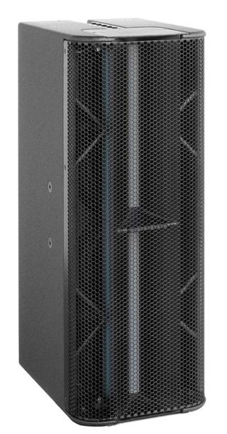 Alcons Adds Modular 2-way Loudspeaker for Vertical Array System